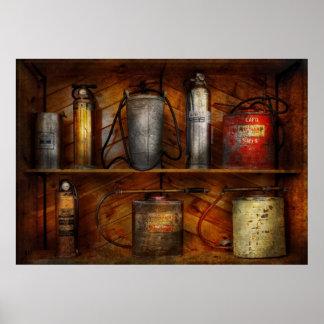 Fireman - Fire Control Print