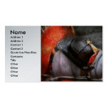 Fireman - Hat - South Plainfield Fire Dept Double-Sided Standard Business Cards (Pack Of 100)