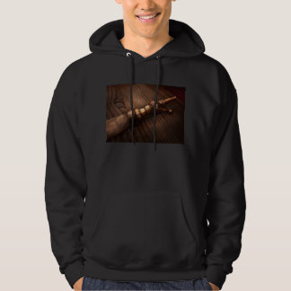 Fireman - It's polite to point Hoodie