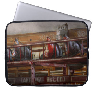 Fireman - Ladder Company 1 Laptop Sleeve