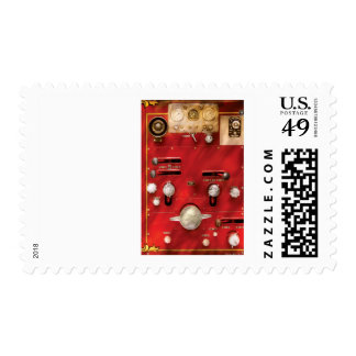 Fireman - Lever's and Valves Postage