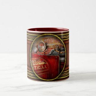 Fireman - Mastic chemical co Mugs