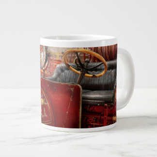 Fireman - Mastic chemical co Extra Large Mugs