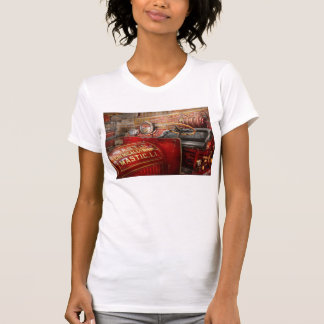 Fireman - Mastic chemical co T-Shirt