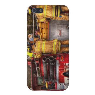 Fireman - Metuchen Fire Department iPhone 5 Cover