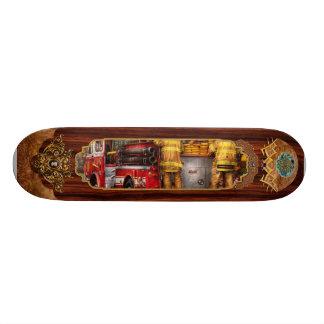 Fireman - Metuchen Fire Department Skateboard