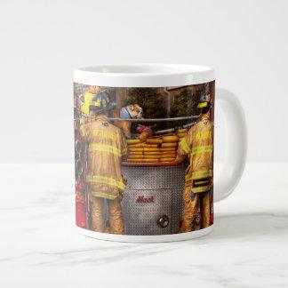 Fireman - Metuchen Fire Department Jumbo Mugs
