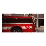 Fireman - Metuchen, NJ - Always on call Custom Rack Cards