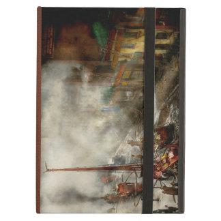 Fireman - New York NY - Big stink over ink 1915 iPad Air Case