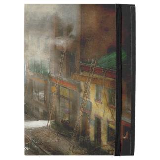 "Fireman - New York NY - Big stink over ink 1915 iPad Pro 12.9"" Case"