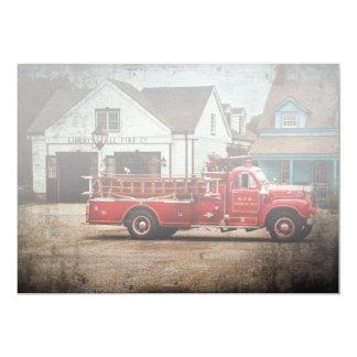 Fireman - Newark fire company Announcement