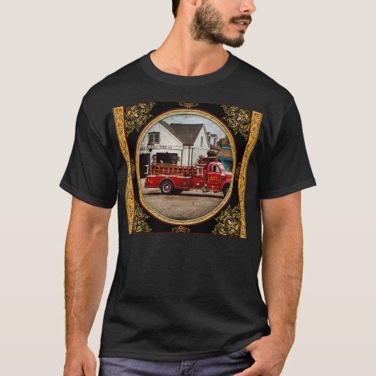 Fireman - Newark fire company T-Shirt