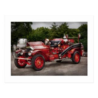 Fireman - Phoenix No2 Stroudsburg, PA 1923 Postcard