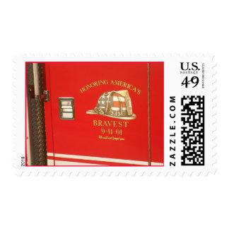 Fireman Postage