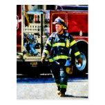 Fireman Postcards