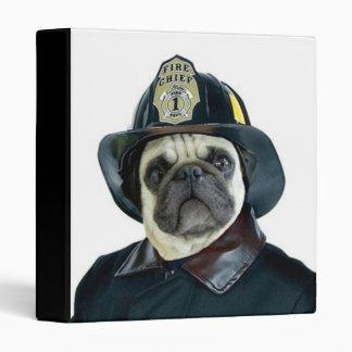 Fireman pug binder