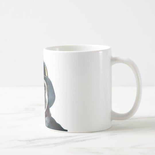 Fireman Pug mug