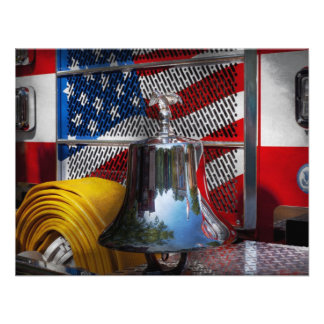 Fireman - Red Hot Personalized Announcement