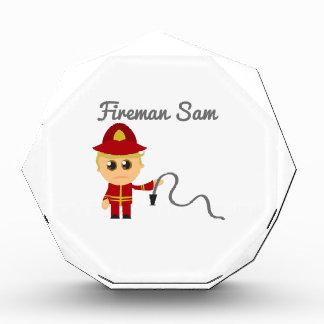 Fireman Sam Award