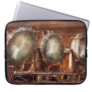 Fireman - Search lights Laptop Computer Sleeve