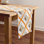 FIREMAN SHORT TABLE RUNNER
