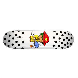 Fireman Skateboard