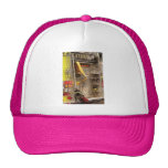 Fireman - Station - 36-3 Mesh Hats
