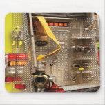 Fireman - Station - 36-3 Mouse Pads