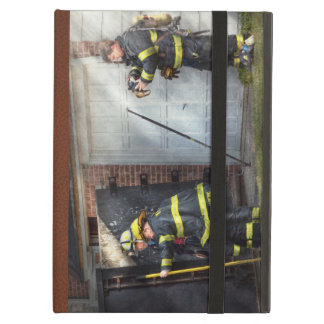 Fireman - Take all fires seriously iPad Folio Cases
