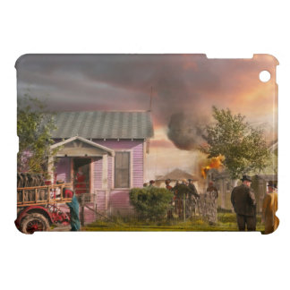 Fireman - Terry Montana - Volunteer firefighters 1 Cover For The iPad Mini