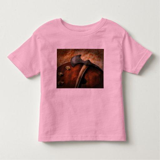 Fireman - The fire axe T-shirt