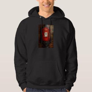 Fireman - The fire box Hoodie
