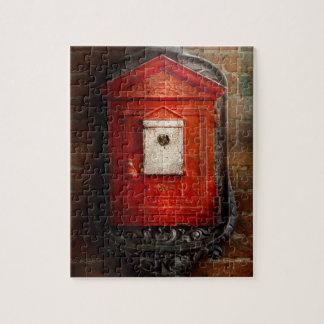 Fireman - The fire box Jigsaw Puzzles