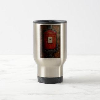Fireman - The fire box Travel Mug