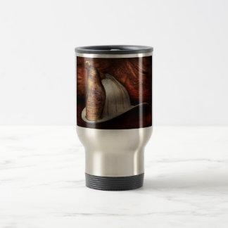Fireman - The fire chief Coffee Mug