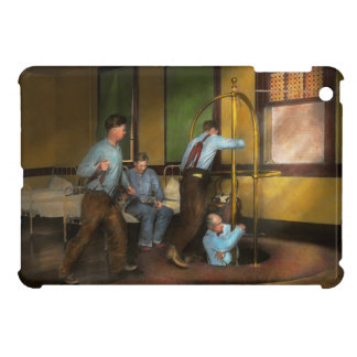 Fireman - The firebell rings 1922 Case For The iPad Mini