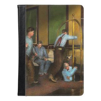 Fireman - The firebell rings 1922 iPad Air Case