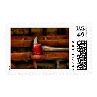 Fireman - The Fireman's Axe Postage