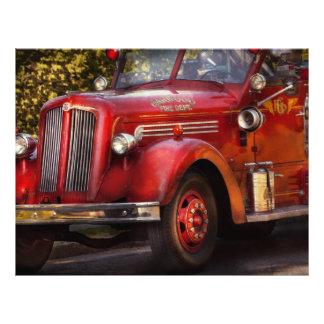 Fireman - The Garwood fire dept Flyer