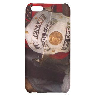 Fireman - The Lieutenants cap iPhone 5C Cover