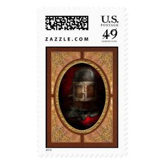 Fireman - The Mask Postage Stamp