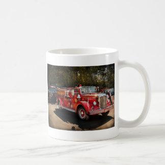 Fireman - The Procession Coffee Mug