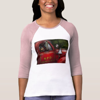Fireman - This is my truck T-shirts