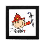 Fireman Trinket Box