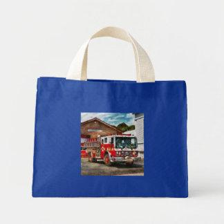 Fireman - Union Fire Company 1 Canvas Bag