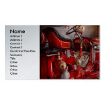 Fireman - Waiting for a call Business Cards
