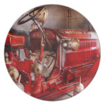 Fireman - Waiting for a call Plate