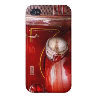 Fireman - Ward La France iPhone 4 Cover