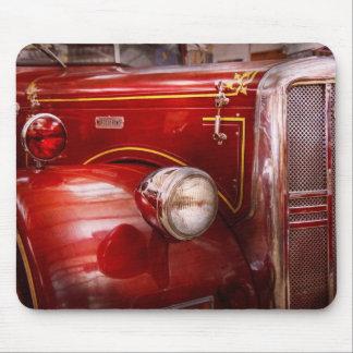 Fireman - Ward La France Mouse Pad