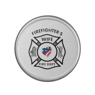Fireman Wives Bluetooth Speaker